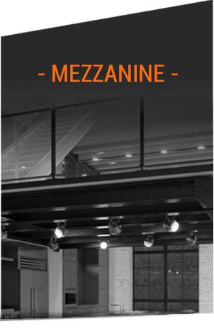 Mezzanine en kit