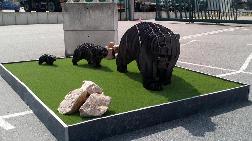 sculture metablok gedimat