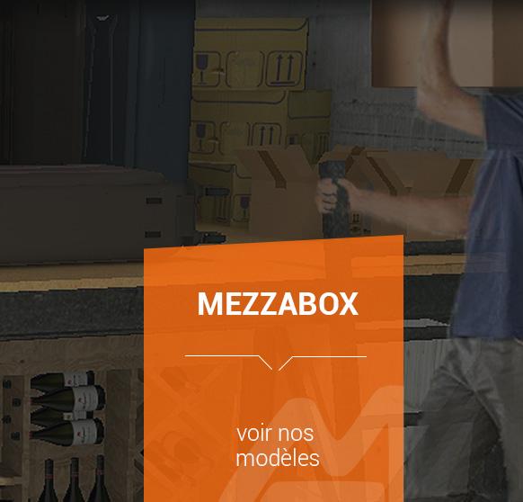 Mezzanine de garage en kit